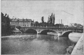 Bild 41.433-1: Der Pont Neuf in Carouge